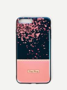 Calico Print iPhone Case