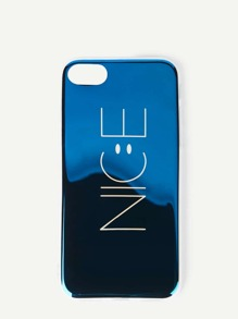 Two Tone Design iPhone Case