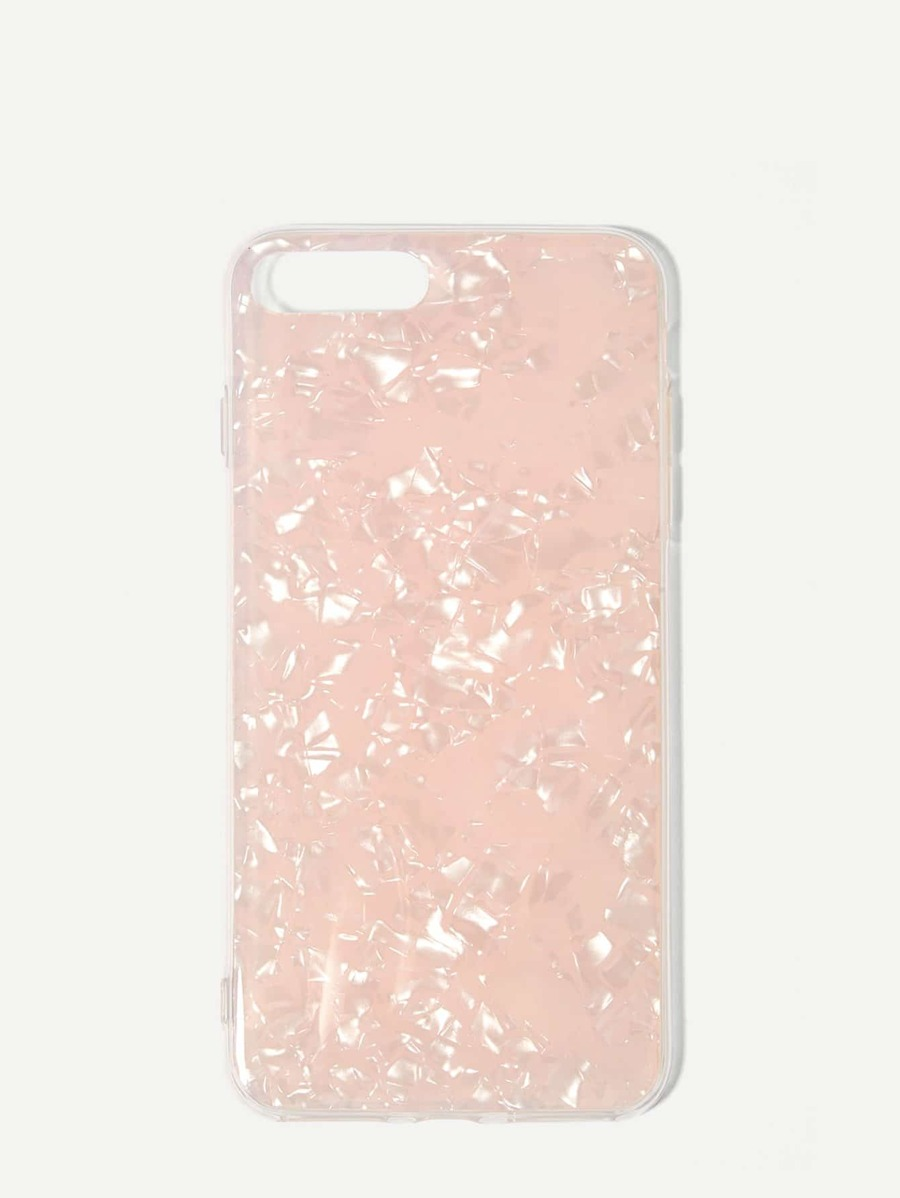 Shell Pattern I Phone Case by Sheinside