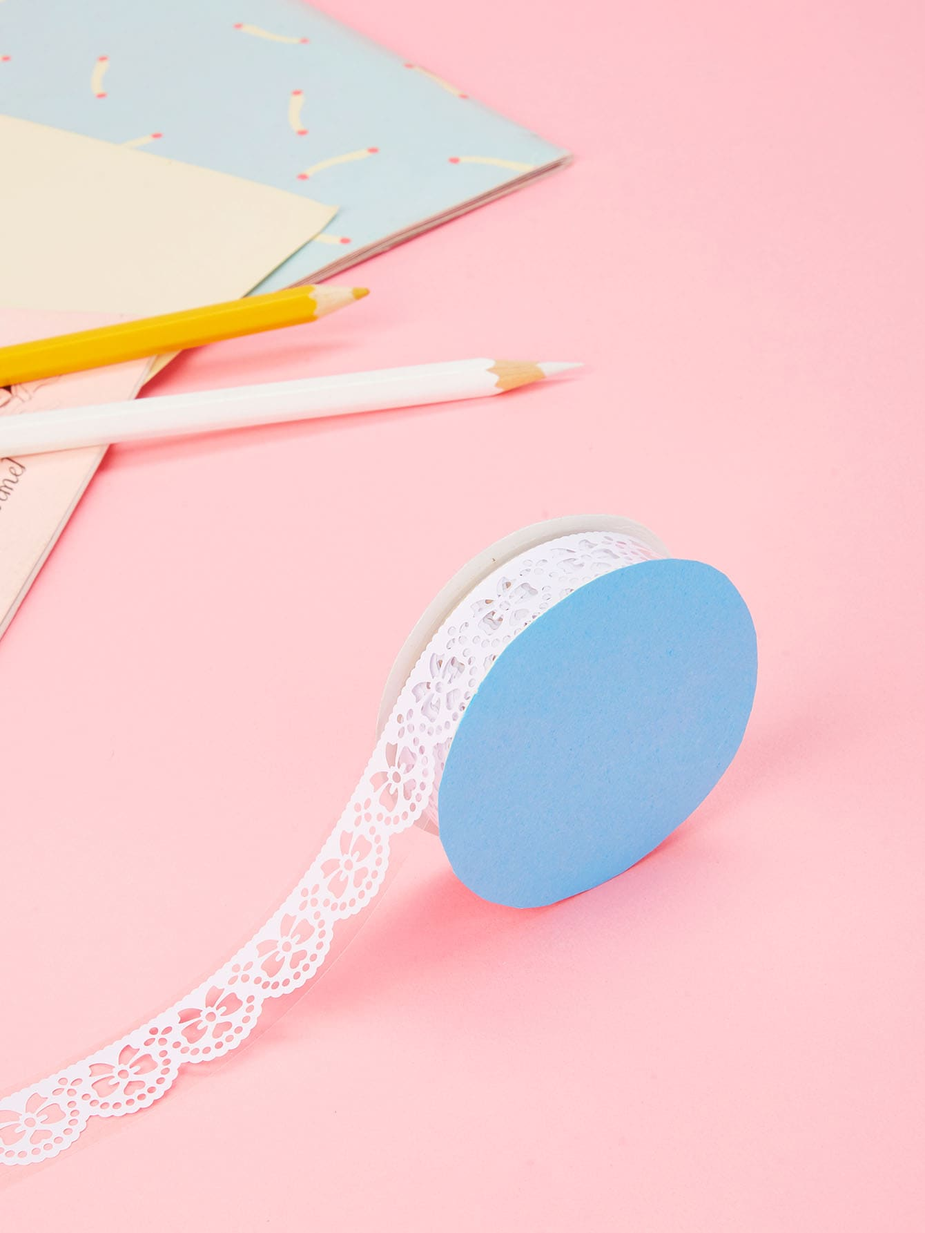 Scalloped Trim Masking Tape