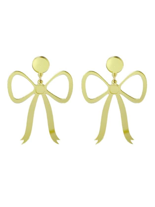 Bowknot Shape Earrings