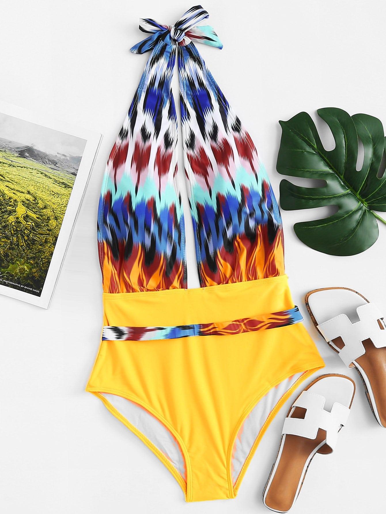 Open Back Swimsuit open back swimsuit