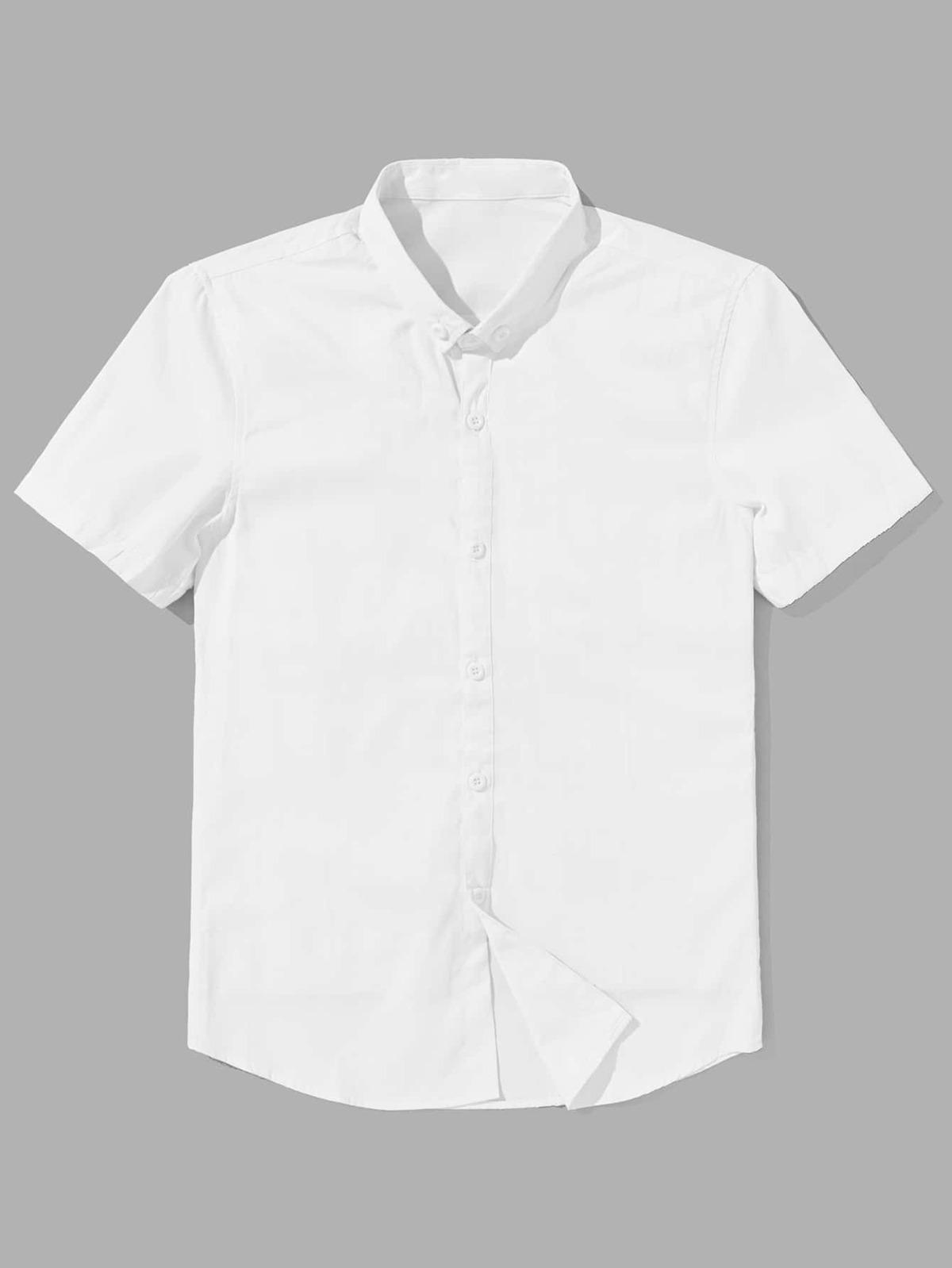 男人 樸實 襯衫