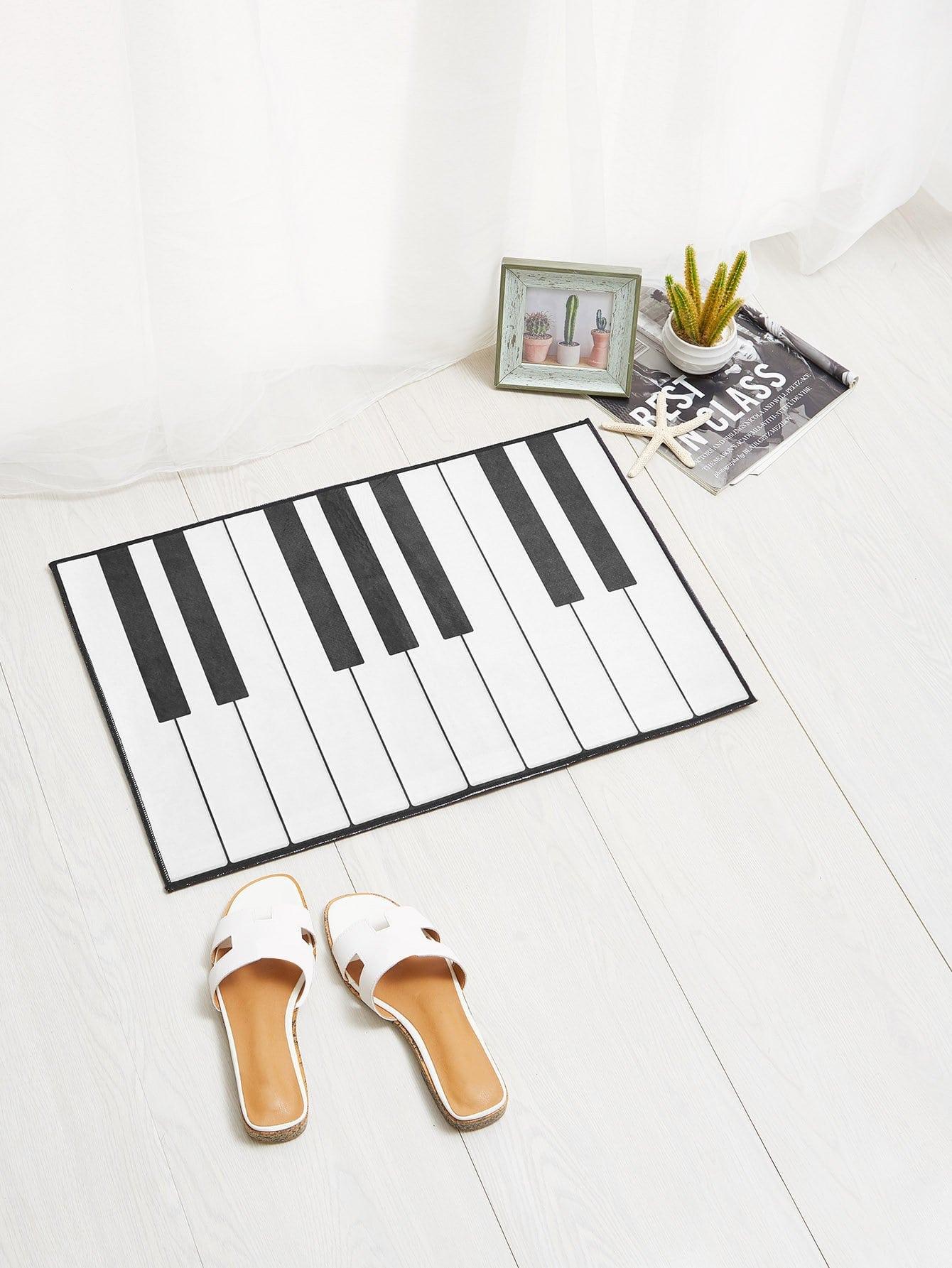 Купить Коврик для двери пианино, null, SheIn