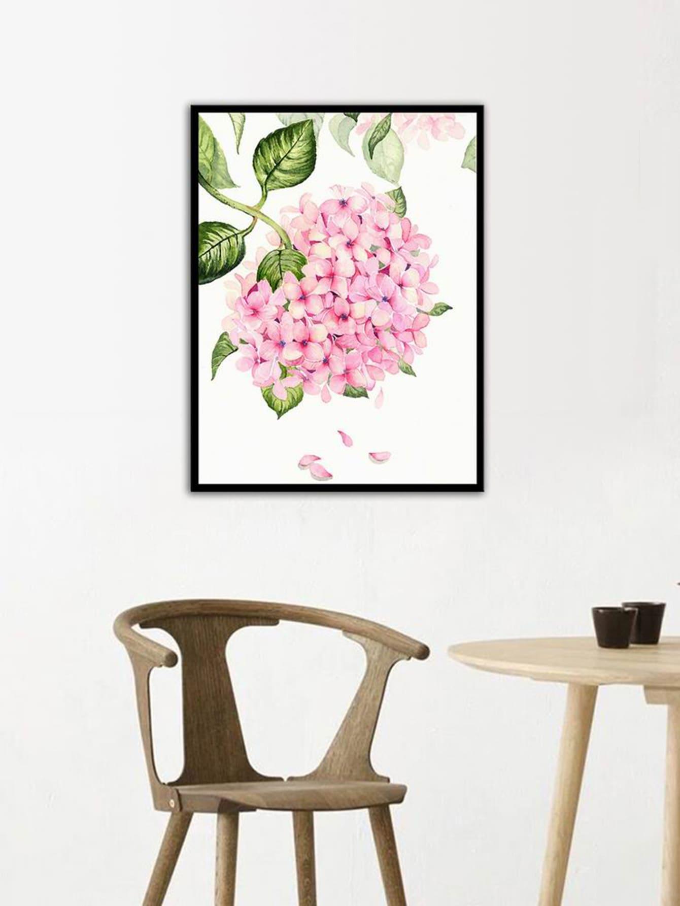 Hydrangea Flower Cloth Art hydrangea flower cloth art