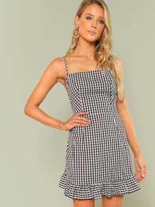 Plaid | Dress