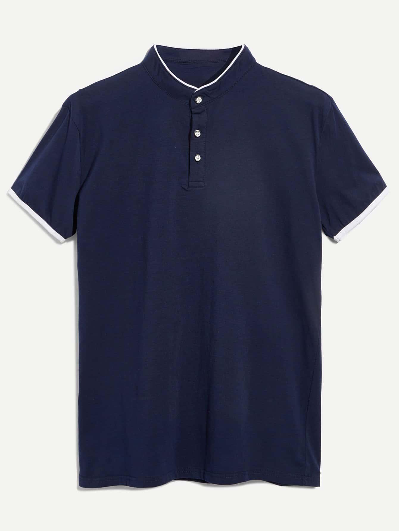 Мужская футболка Рингер Поло