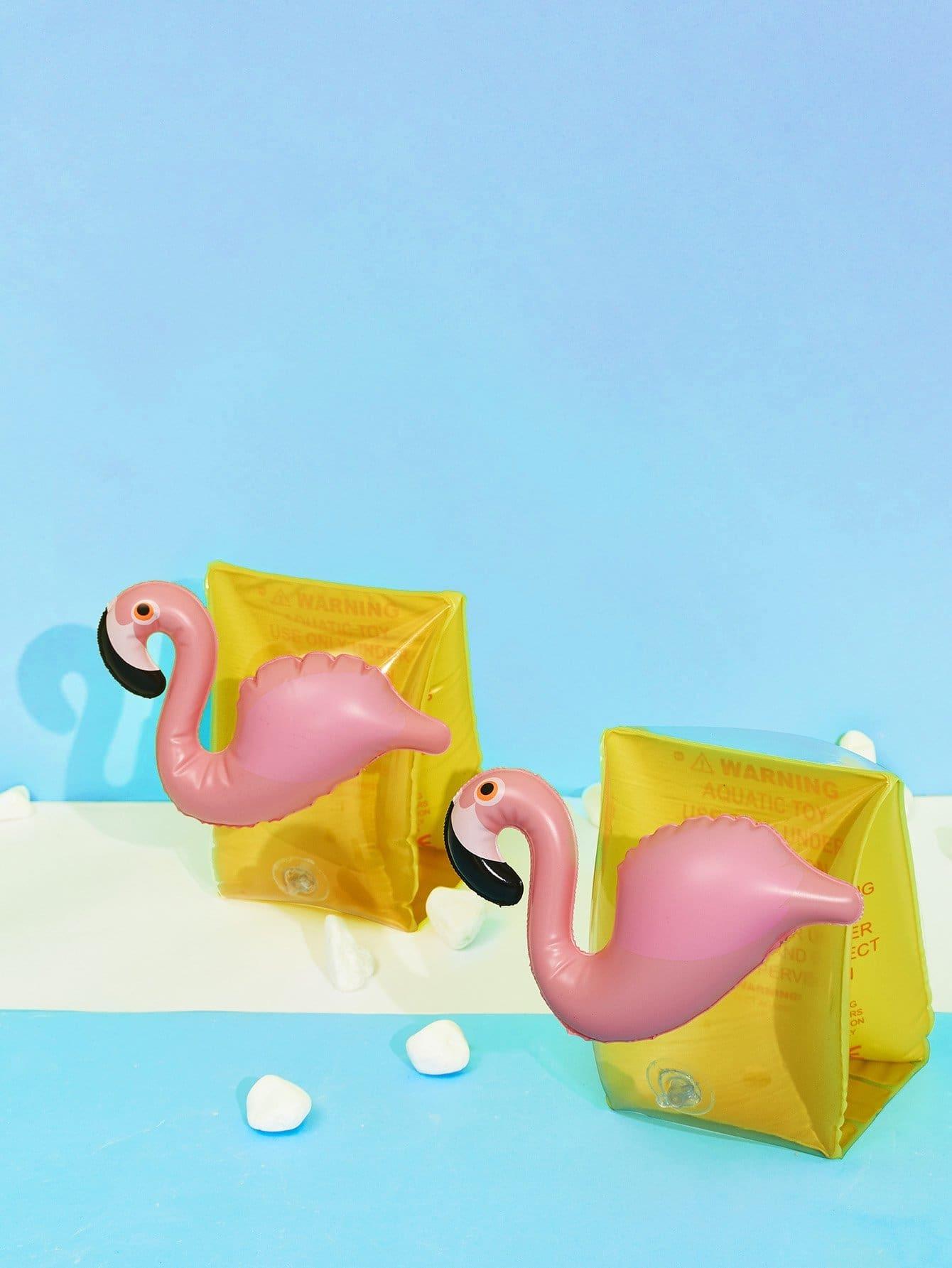 Flamingo Arm Ring Float flamingo arm ring float