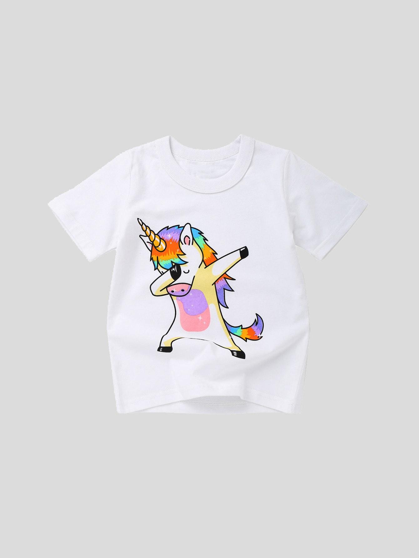 Купить Тройник для детей Unicorn, null, SheIn