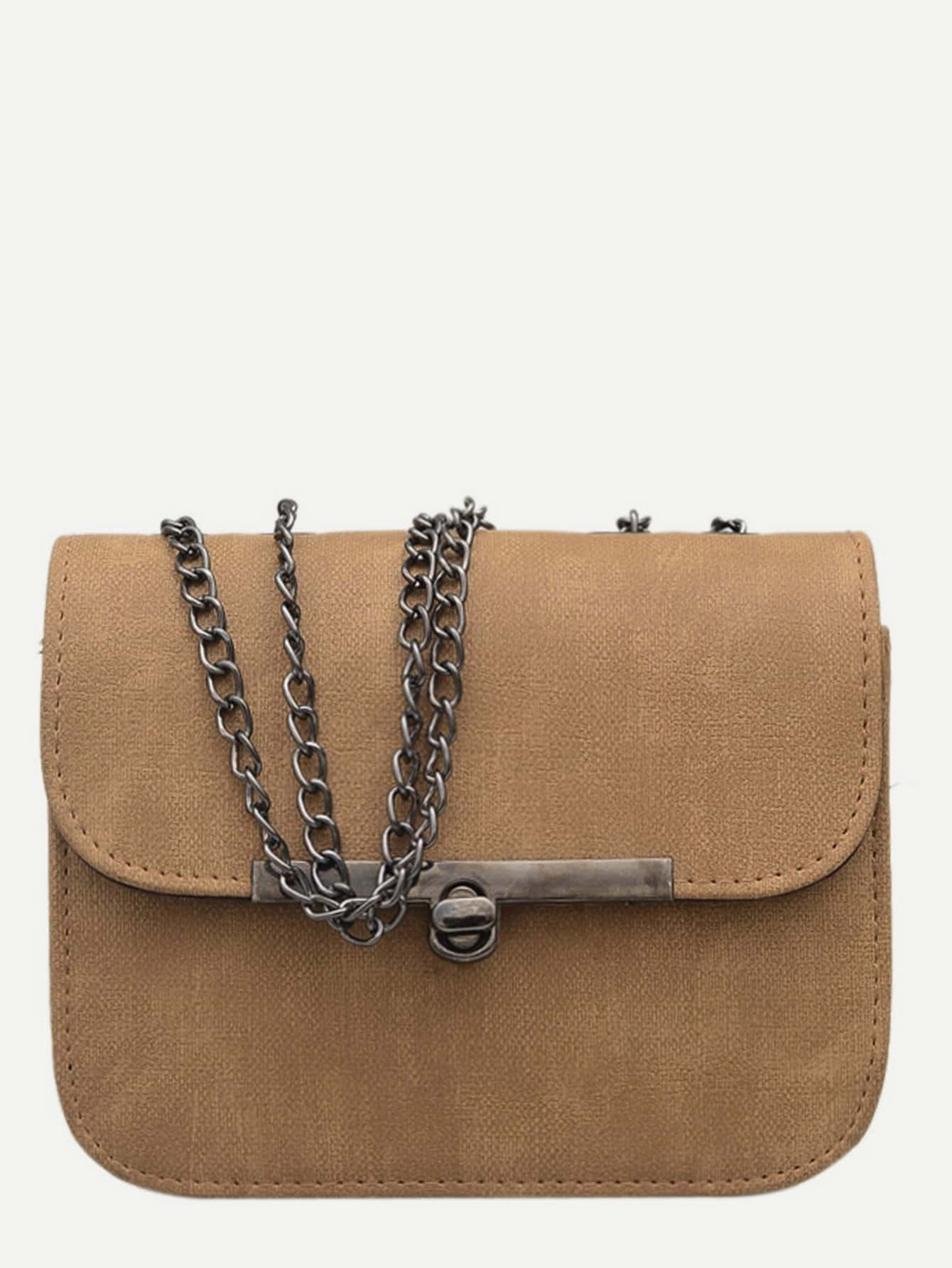 Twist Lock Chain Bag twist lock dumpling bag