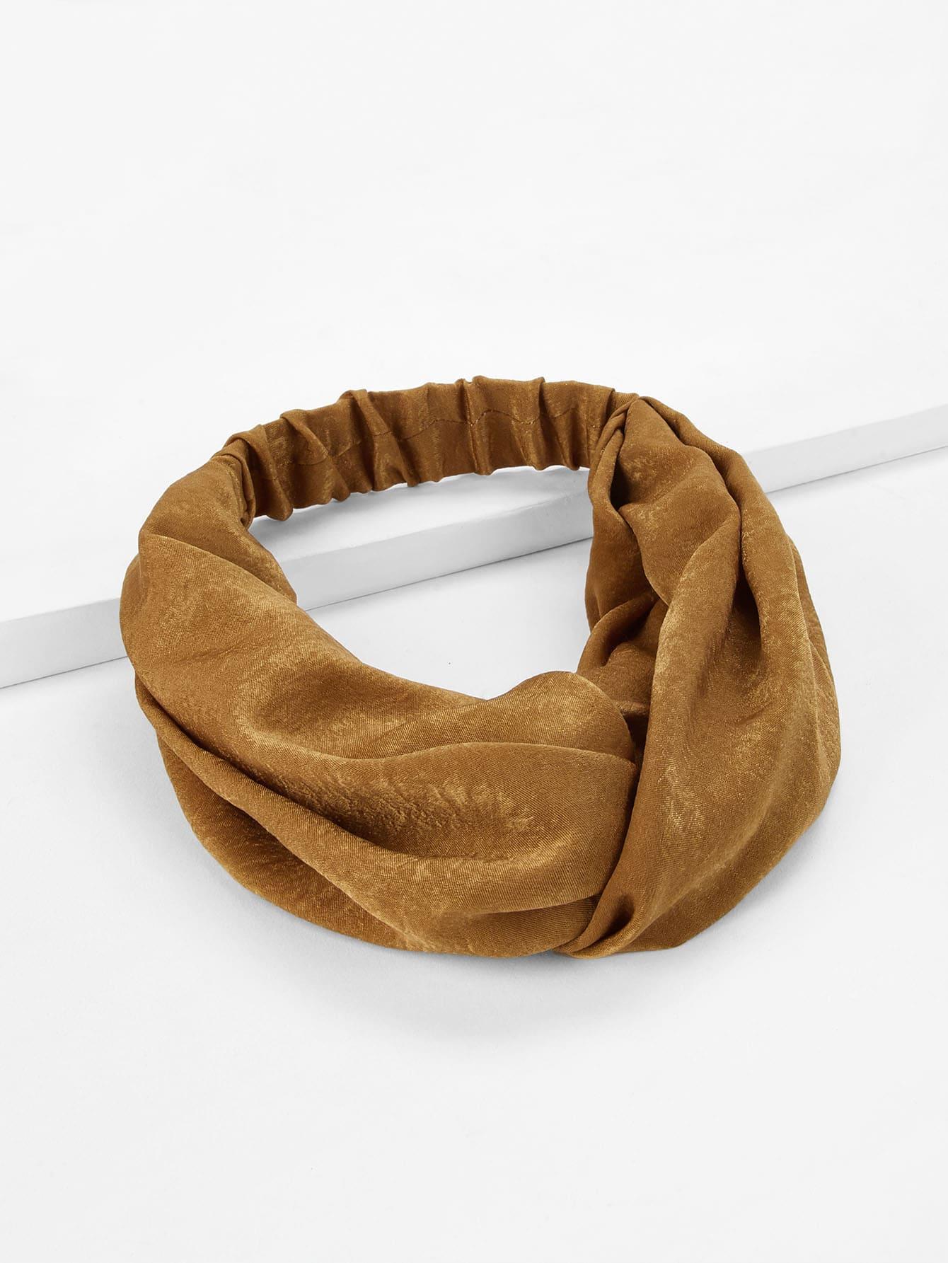 Plain Twist Headband plain headband 3pcs