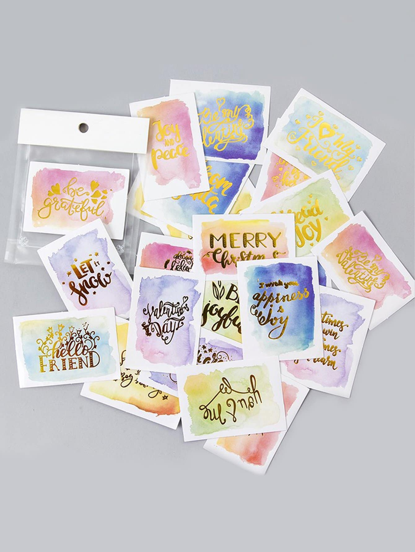 Metallic Slogan Message Card 24pcs cmyk offset printing metallic membership vip card printer magnetic stripe pvc plastic card