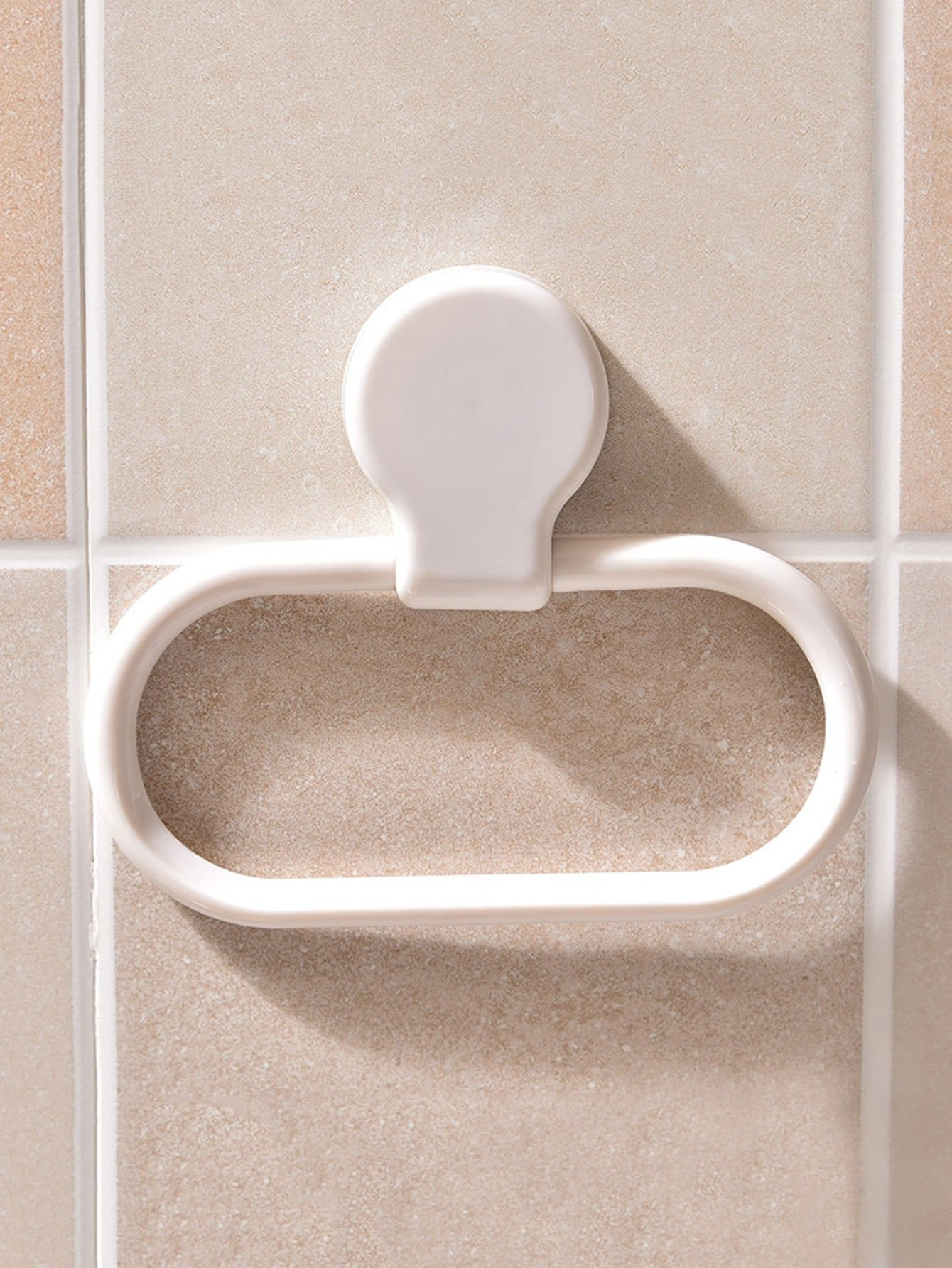 Wall Mounted Towel Ring gappo 1set wall mounted 60cm single towel bars antiquities bathroom accessories towel holder hooks restroom towel rack g3601