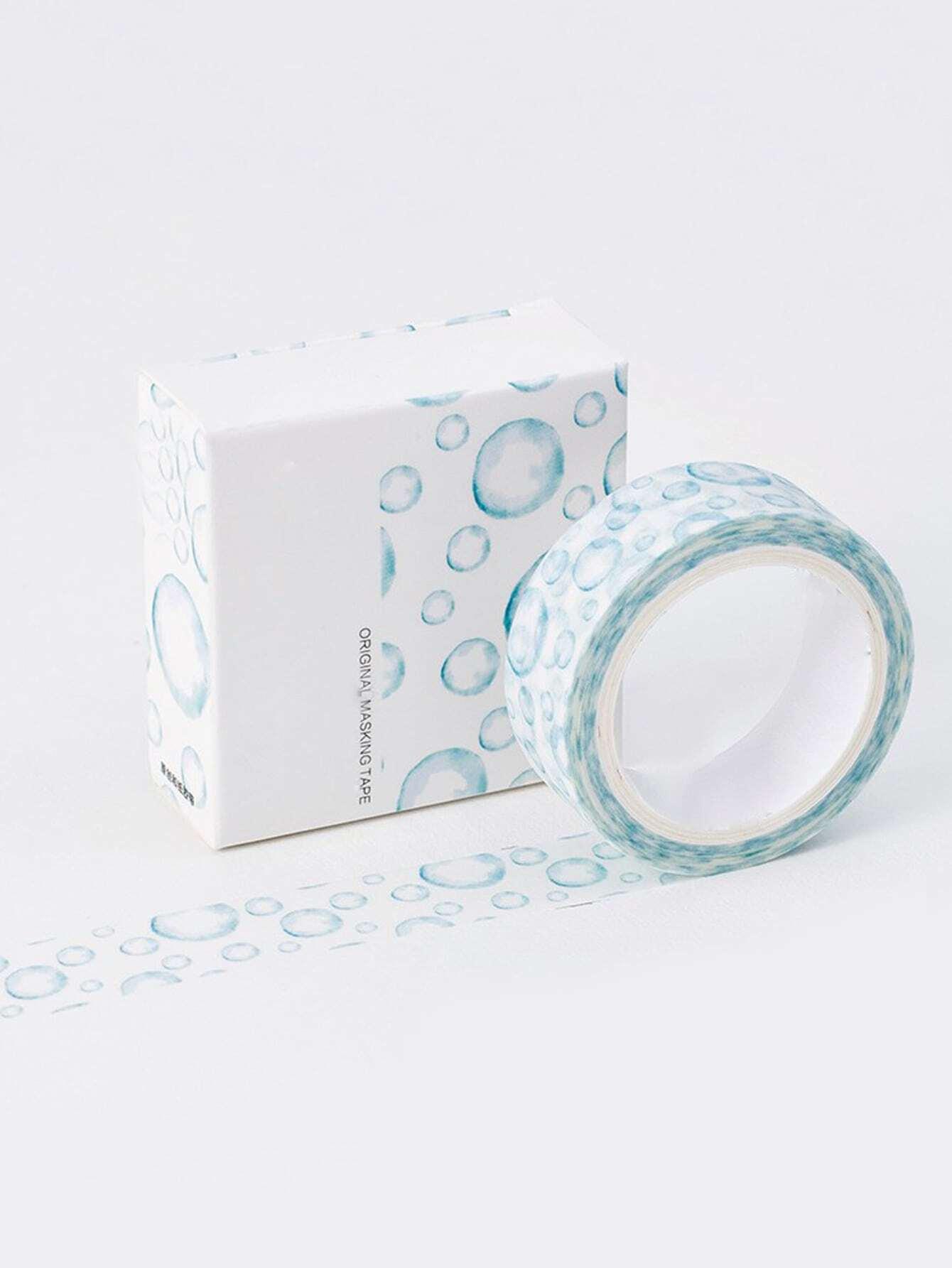 Купить Маскирующая лента мыльные пузыри, null, SheIn