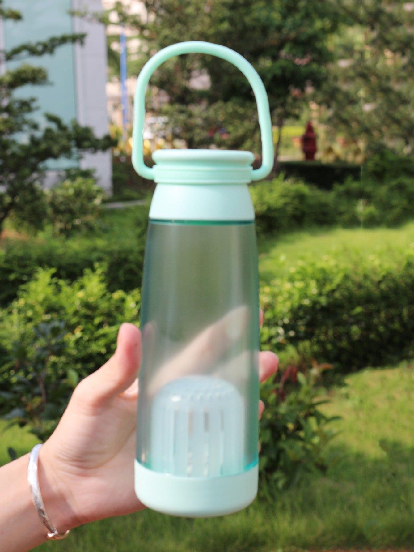 Clear Water Bottle 380 ML