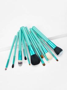 Professional Makeup Brush 12Pcs With Storage