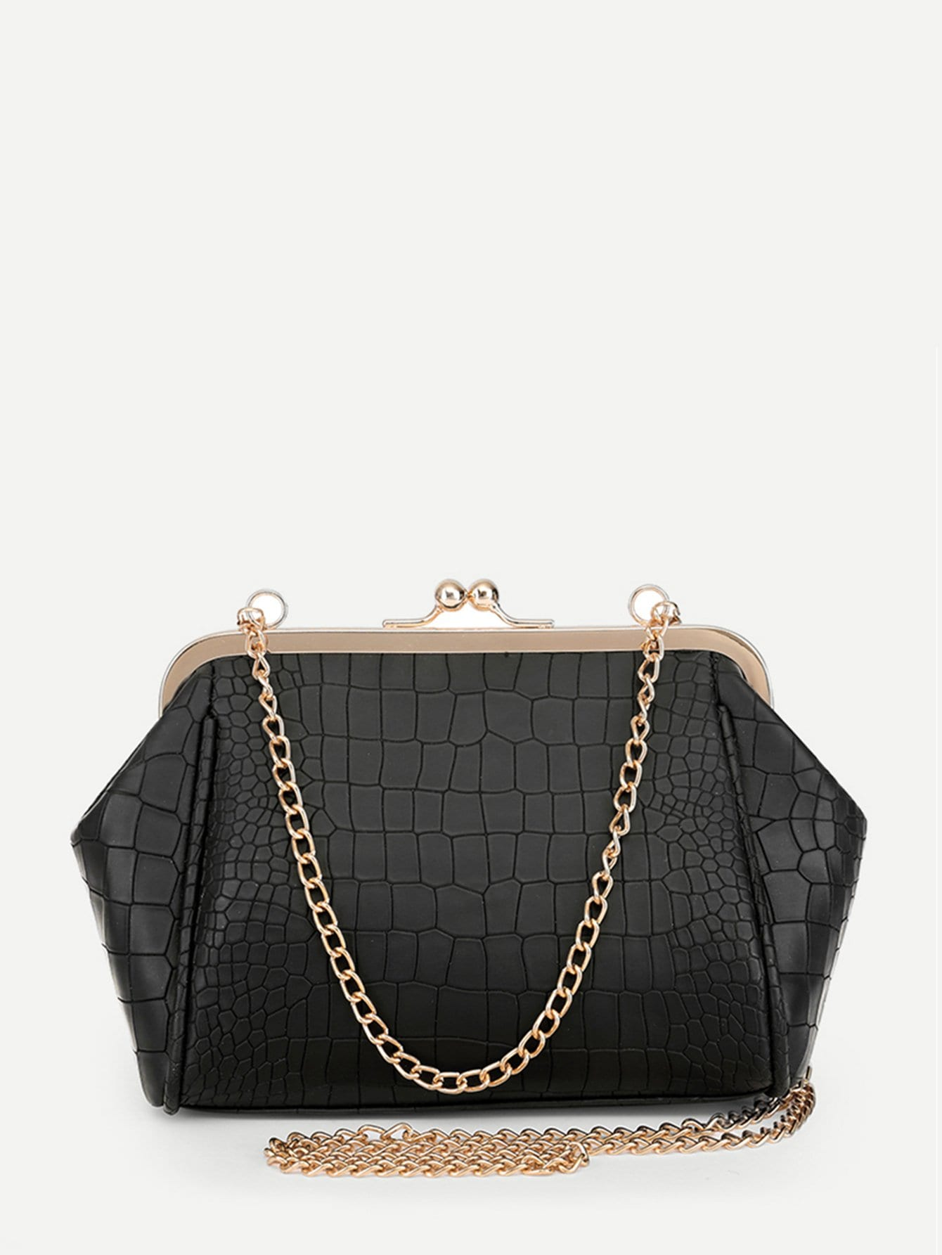 Kisslock Chain Bag kisslock chain bag