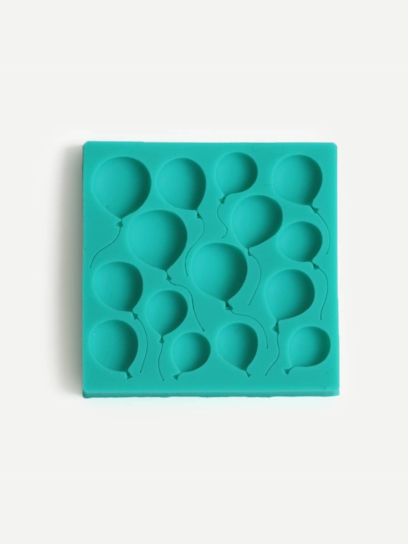 Balloon Silica Gel Mold ice cream silica gel mold