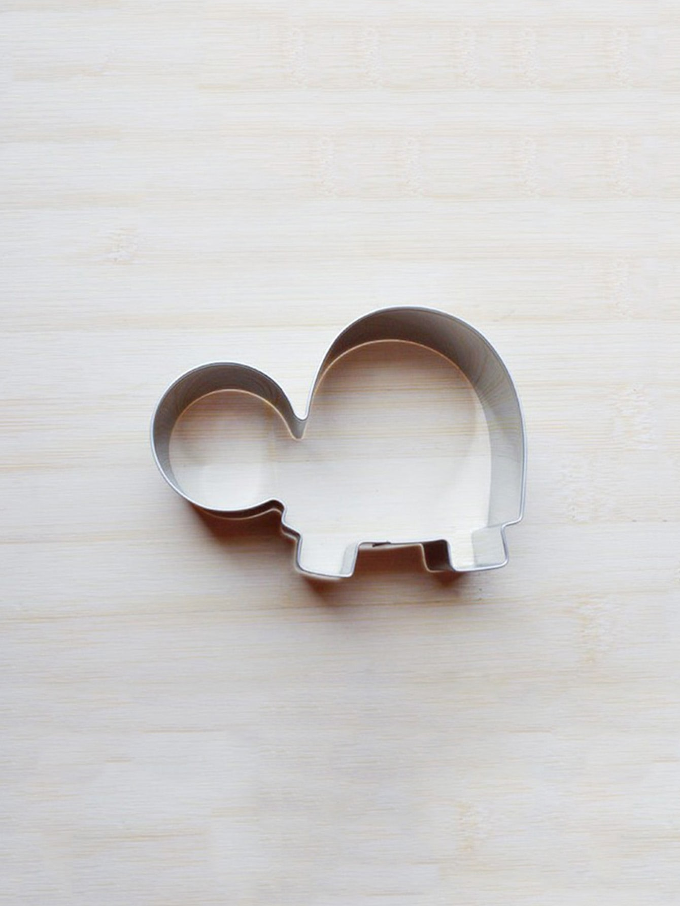 Stainless Steel Tortoise Cookie Cutter 1pc stainless steel abs chrysanthemum heart shaped spring cookie cutter
