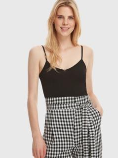 Basic Jersey Cami Top
