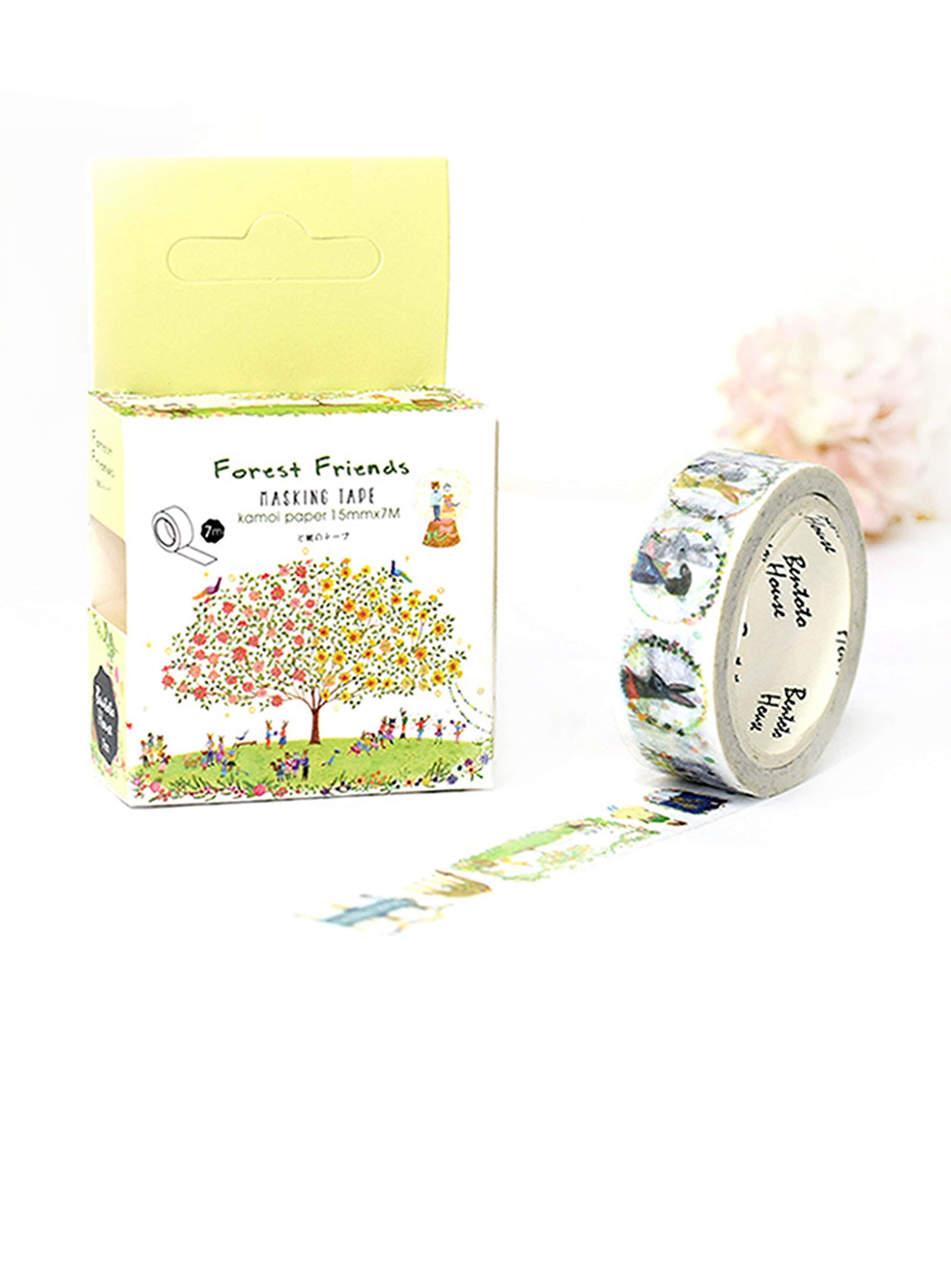 Tree Pattern Masking Tape chain pattern masking tape