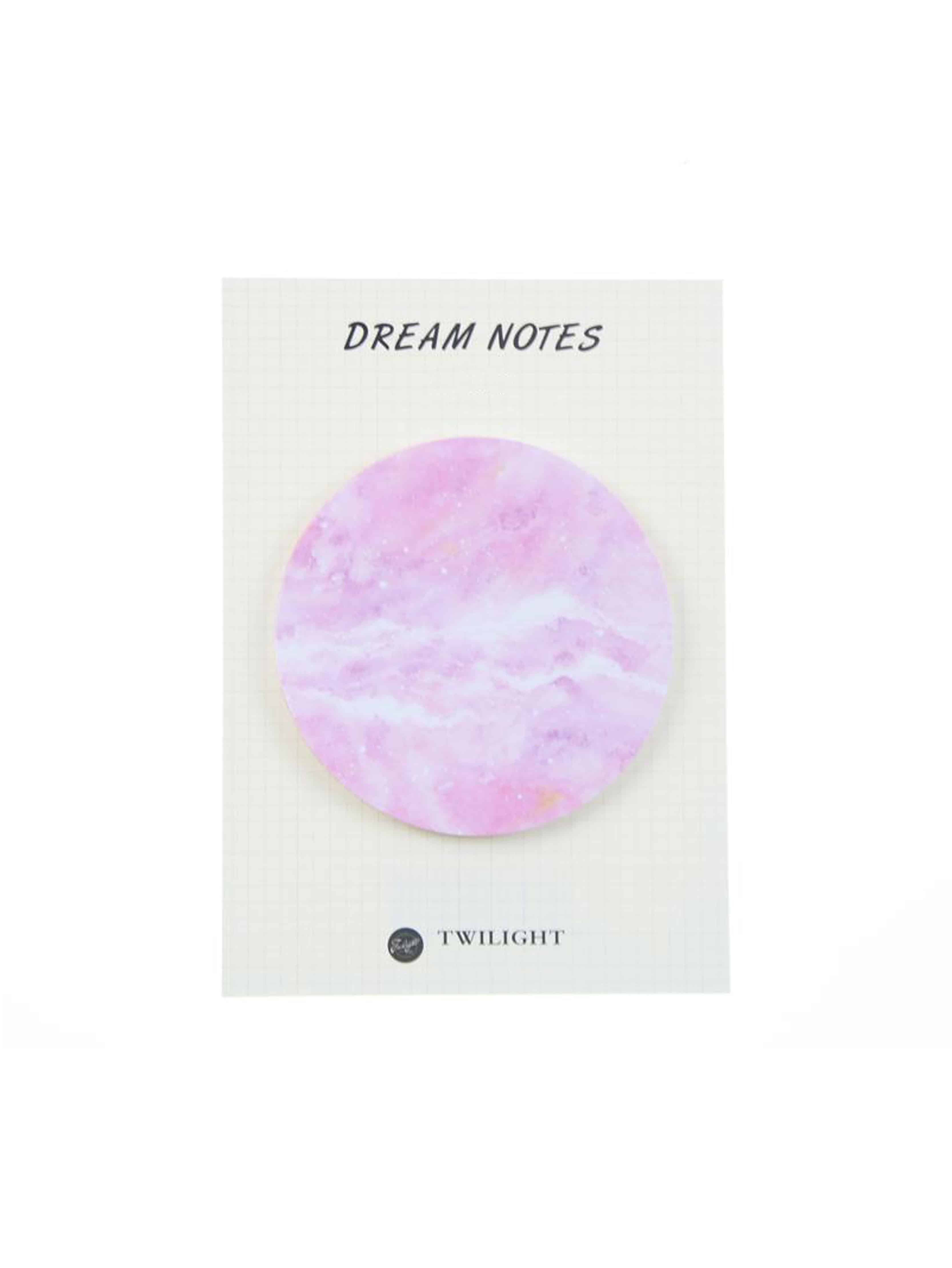 Round Sticky Memo Pads 30sheets never marble series sticky notes and memo pads set post with sticker box fashion trend 2017 office supplies stationery store
