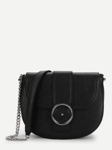 Ring Front Saddle Bag