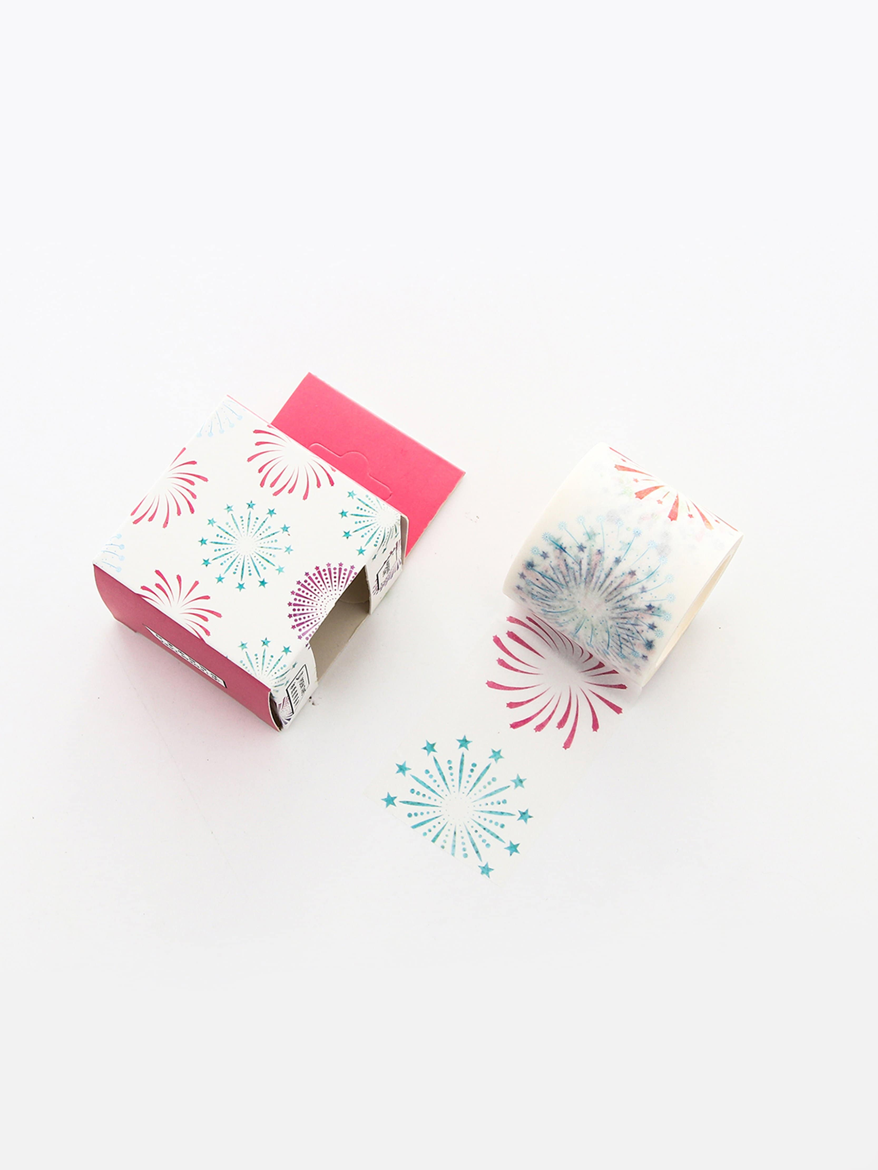 Купить Маскирующая лента для печати фейерверков, null, SheIn