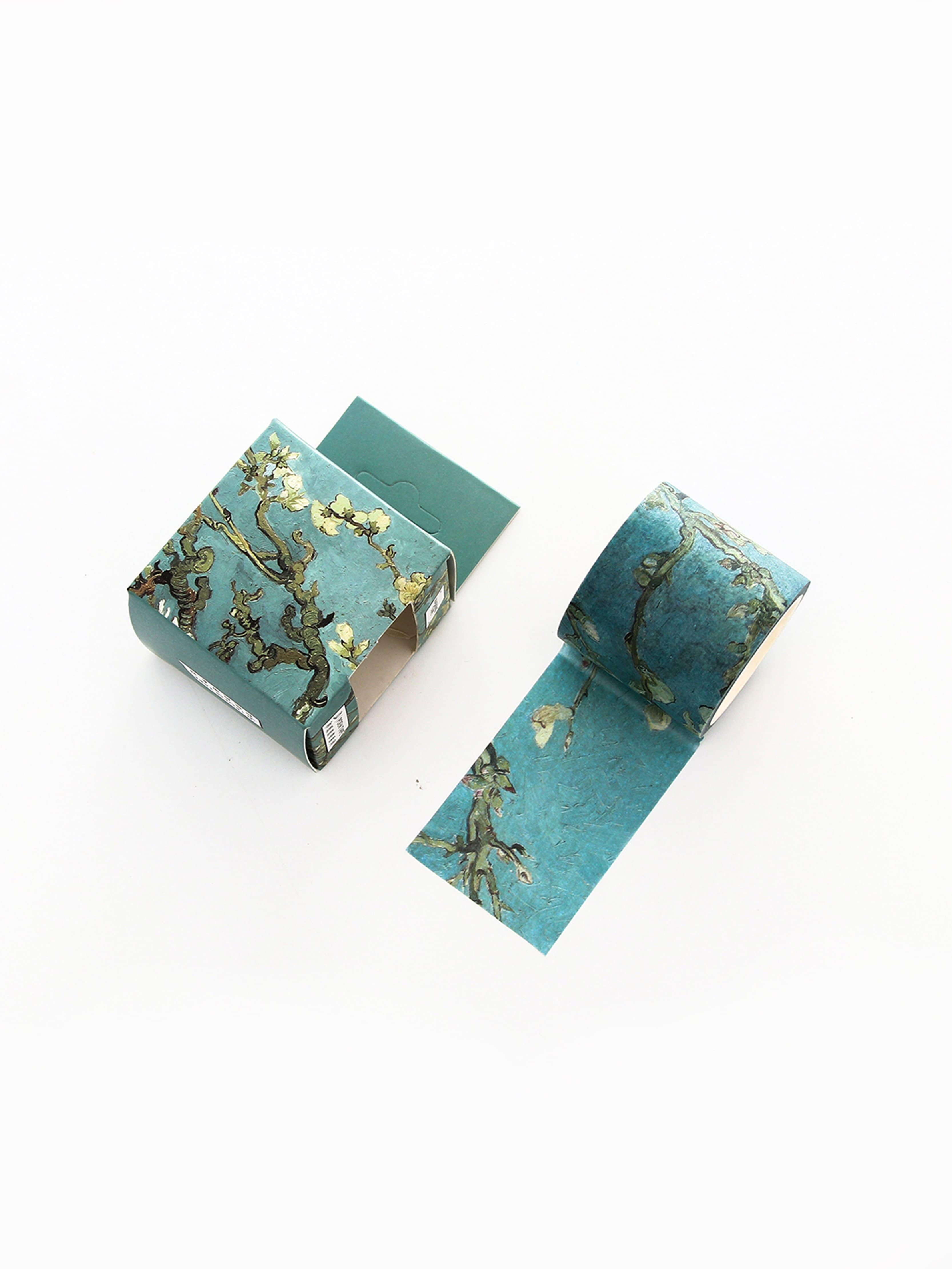 Flower Wide Masking Tape 1 5cm wide various mushroom collections washi tape diy scrapbooking sticker label masking tape school office supply