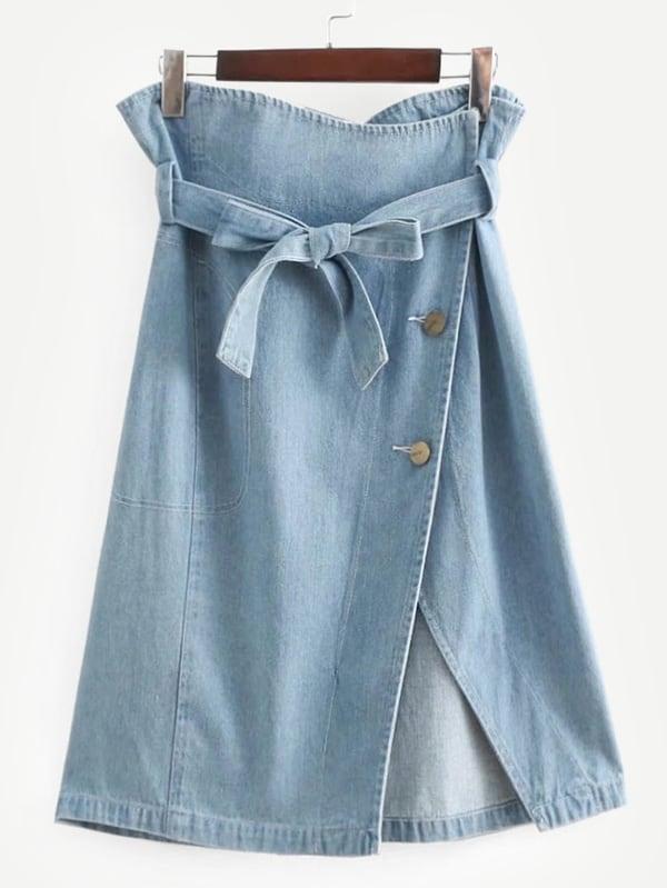 Купить Женская юбка, null, SheIn