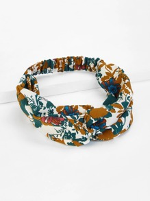 Calico Pattern Headband