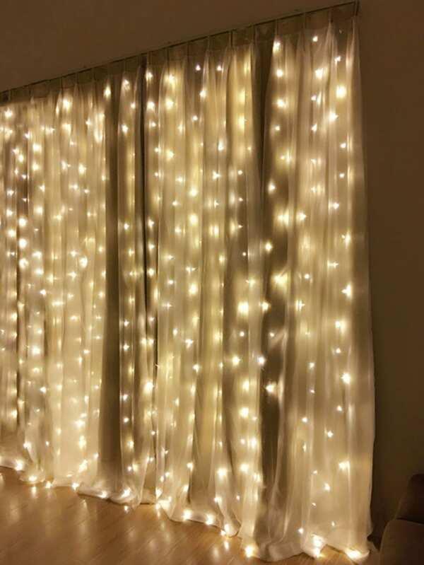 304pcs Bulb String Light by Sheinside