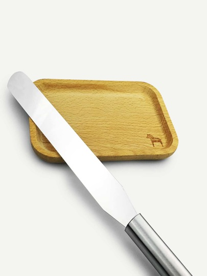 Stainless Steel Cake Spatula