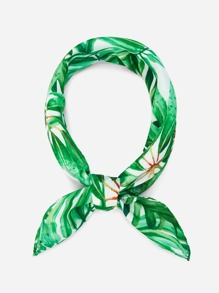 Palm Print Bandana
