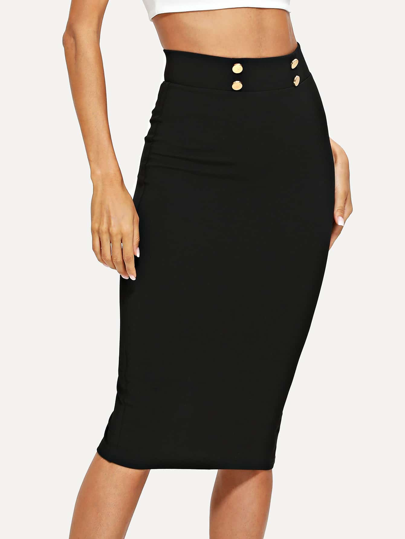 Double Breasted Pencil Skirt double breasted pencil skirt