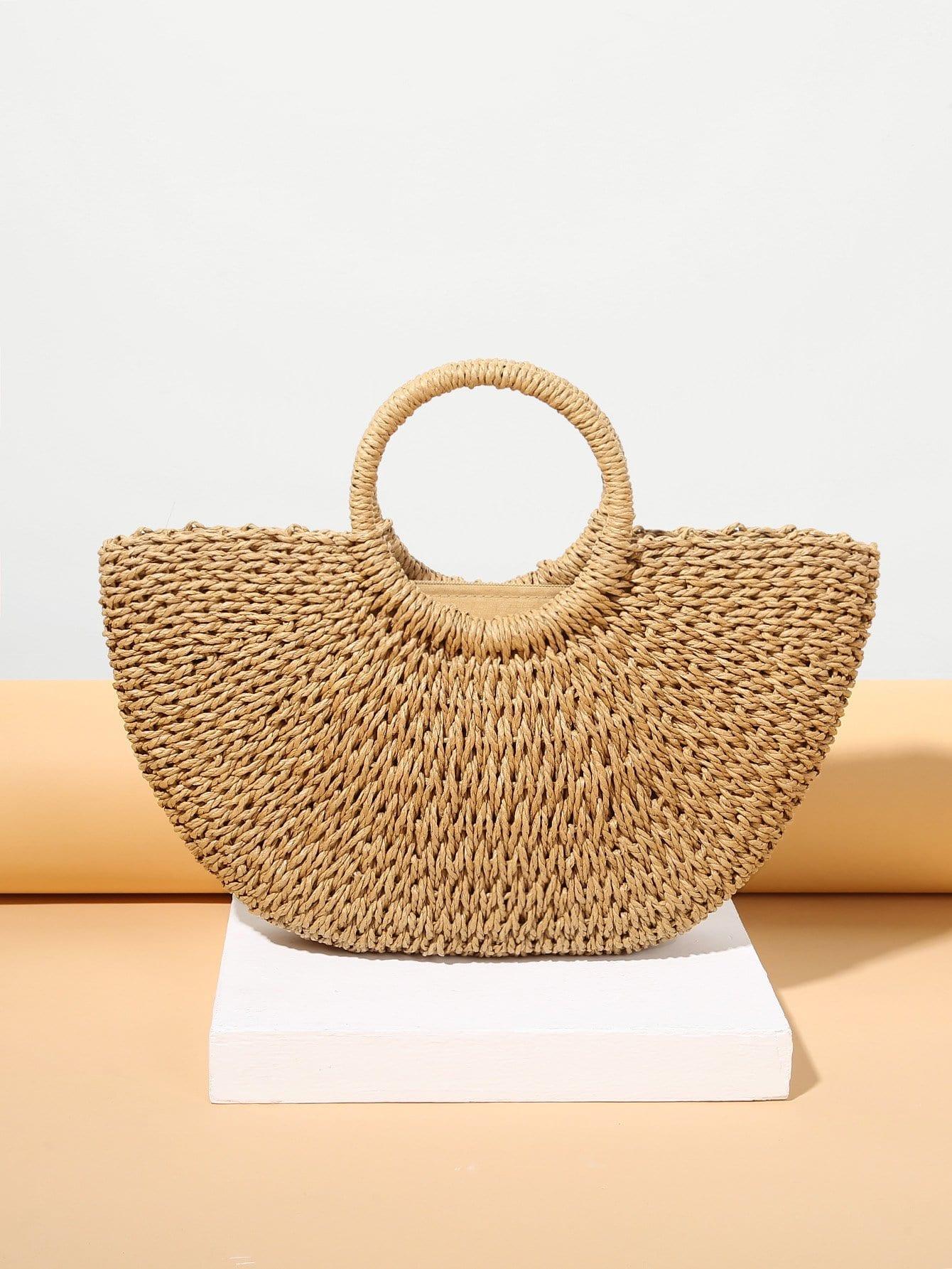 Woven Design Tote Bag woven textile design