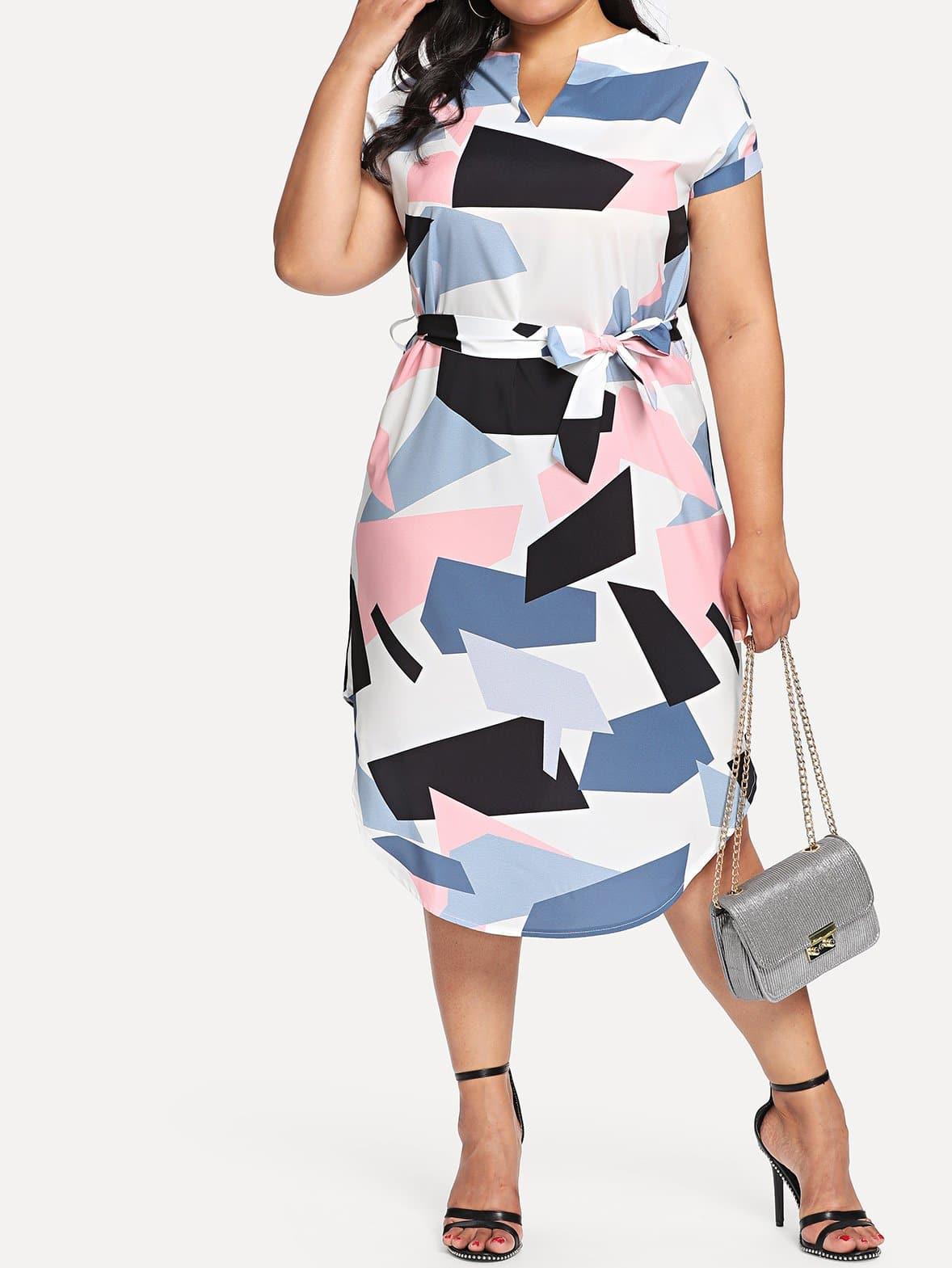 Платье на веревочке SheIn
