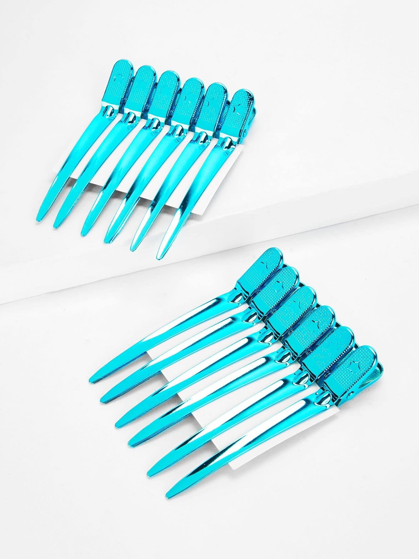Metallic Hair Clips 12pcs myamy 12pcs lot large 8 grosgrain ribbon boutique hair bows with alligator hair clips big bow girls hairbow for teens kids