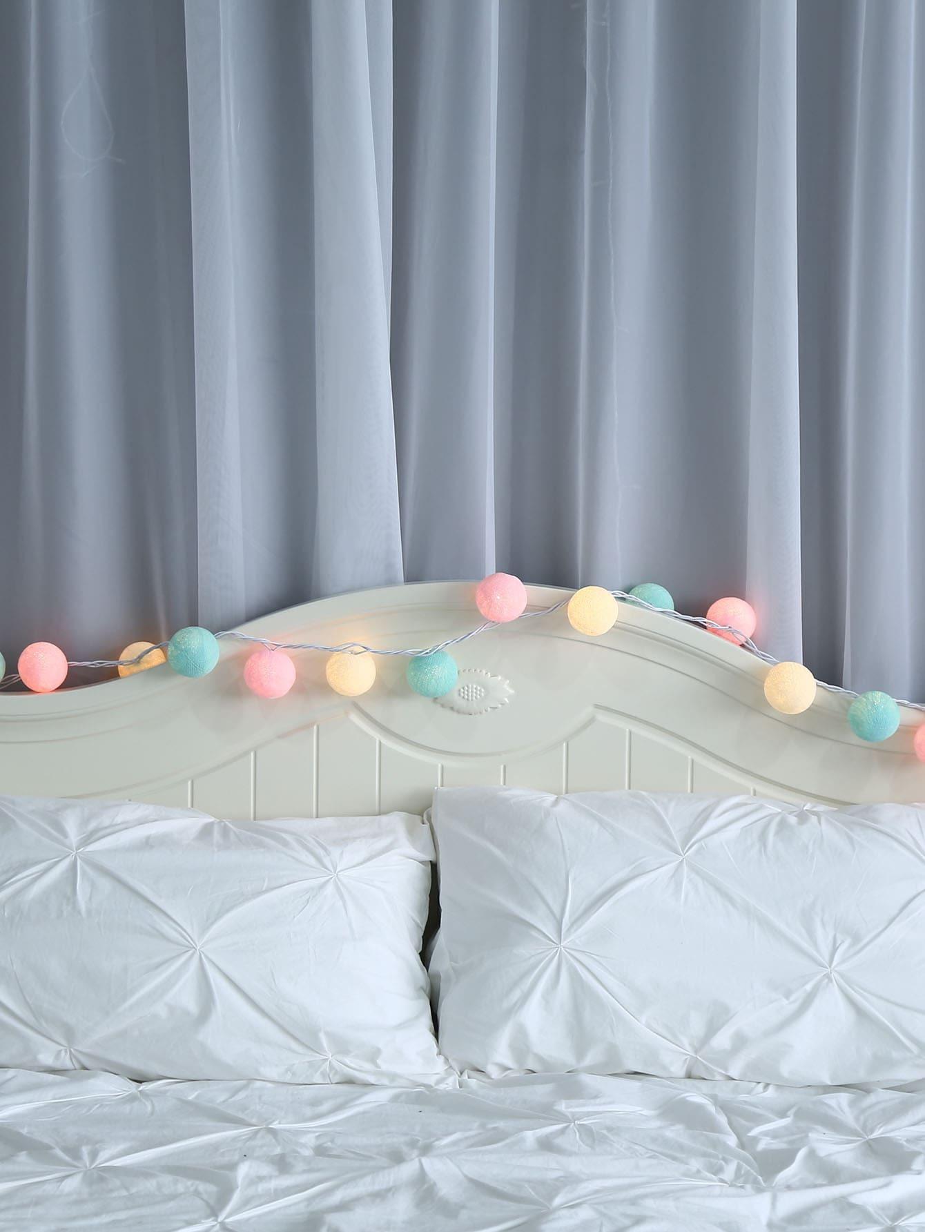 20pcs Ball Bulb String Light