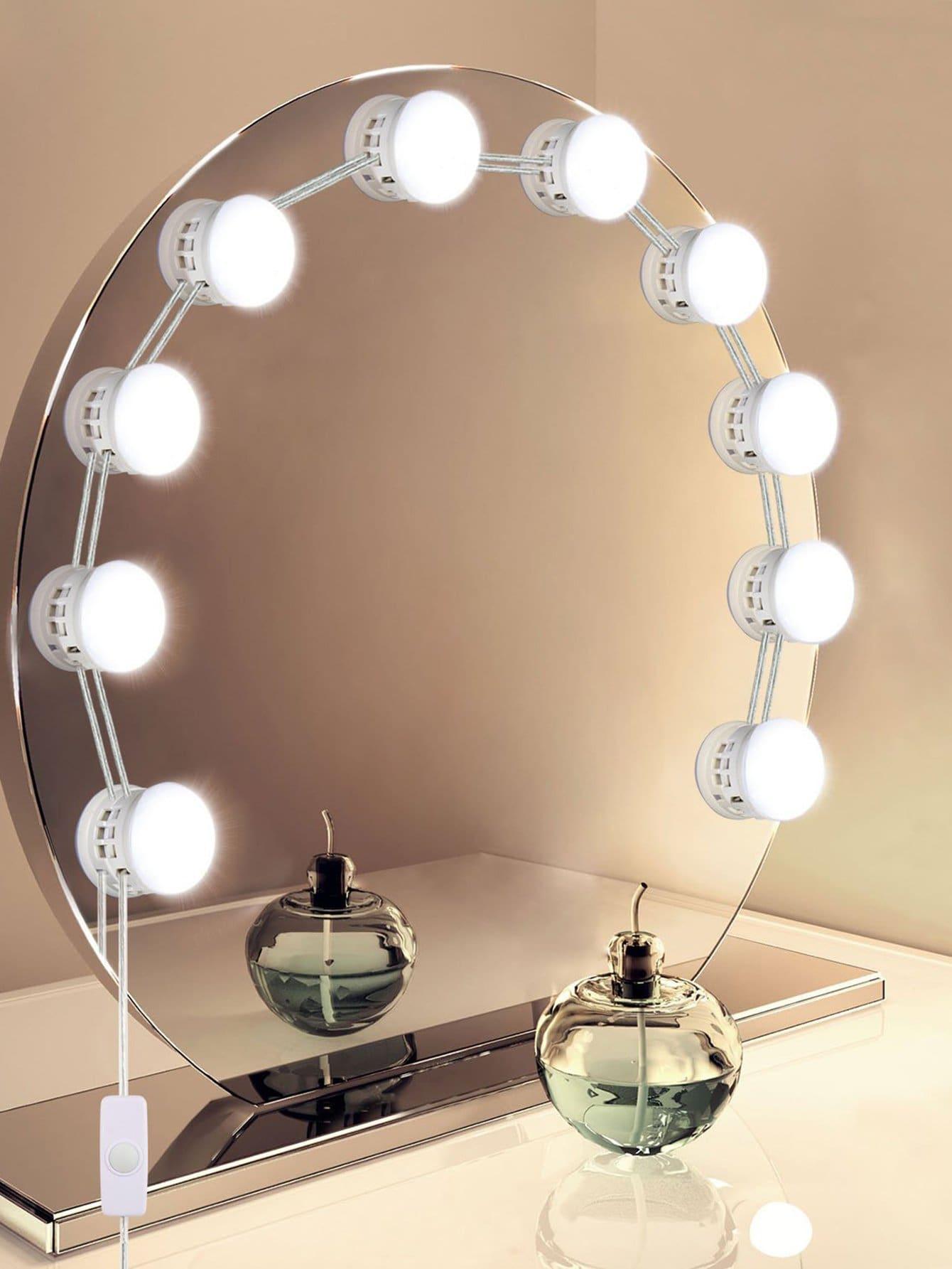 10pcs Bulb LED Light