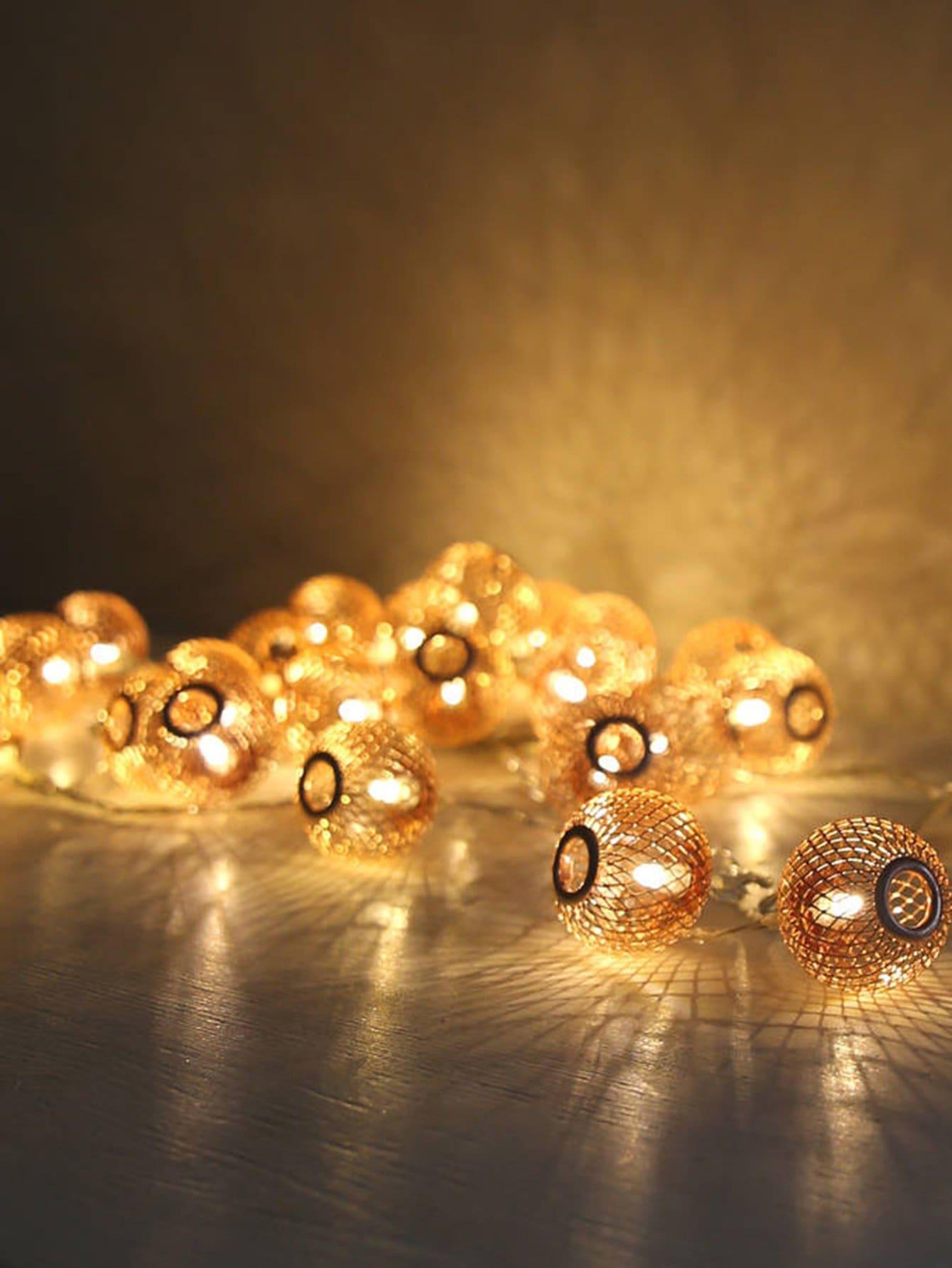 20pcs Lantern Bulb String Light