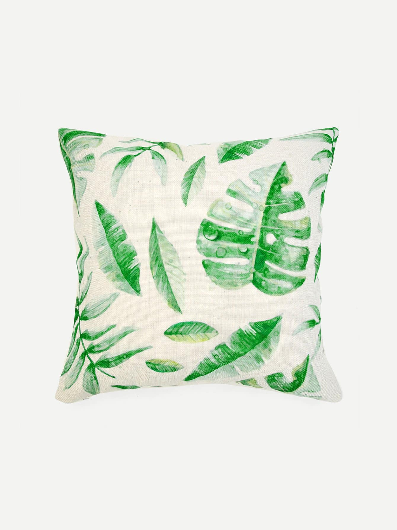 Leaf Pillow Case Cover 1PC leaf pillow case cover 1pc