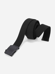 Simple Plain Belt