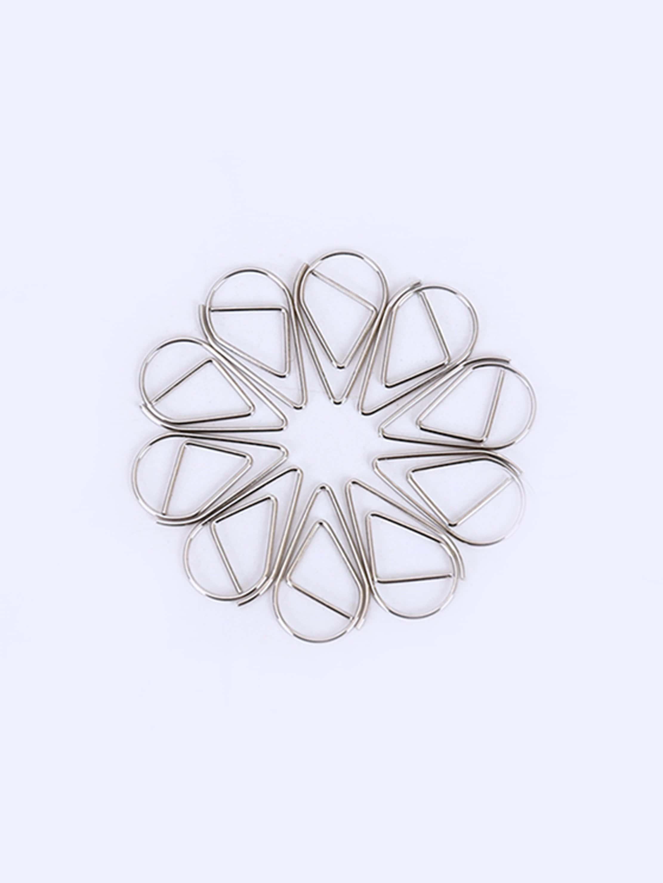 Small Paper Clips 50pcs