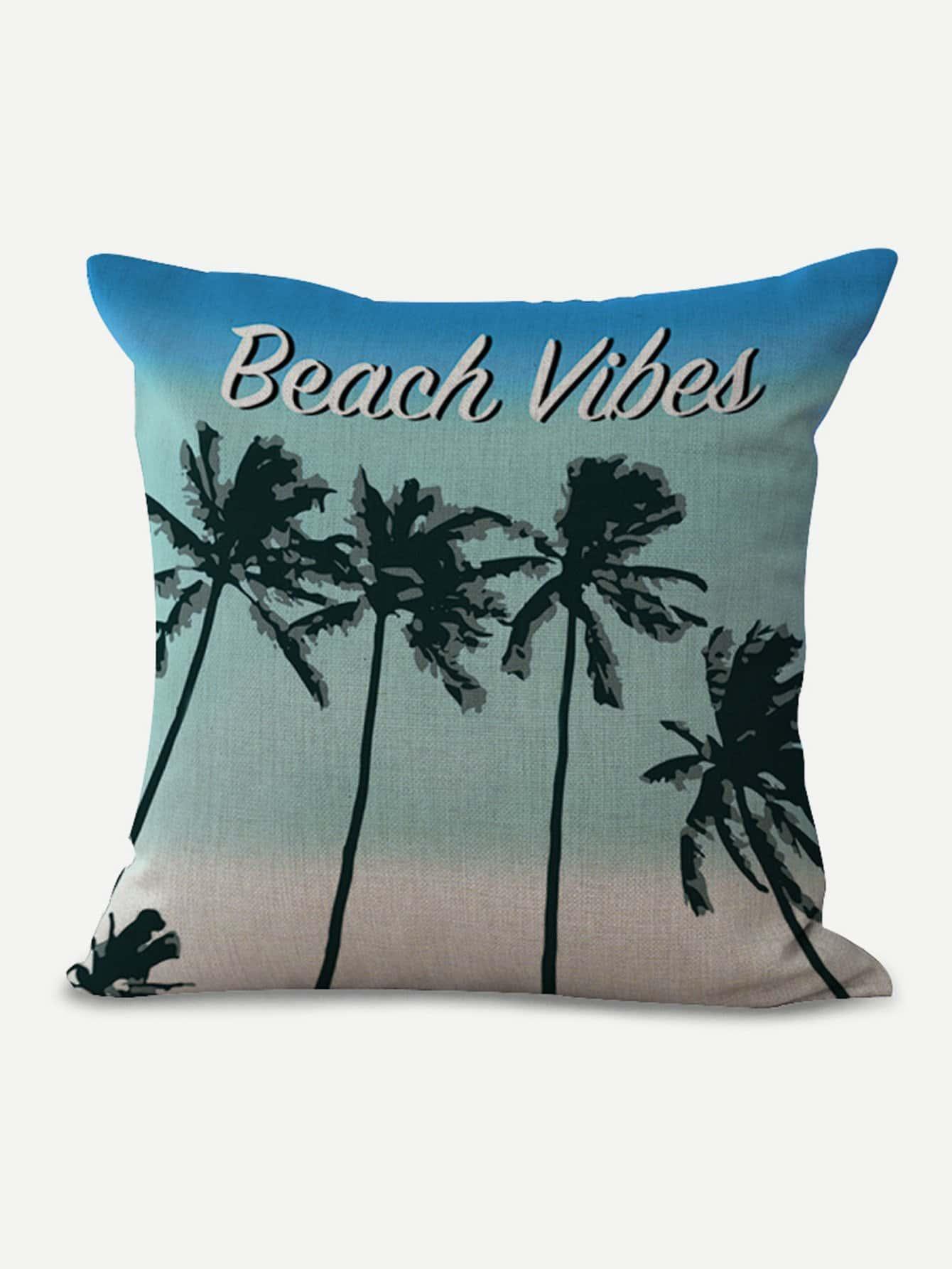 Купить Подушка для пальмового дерева, null, SheIn