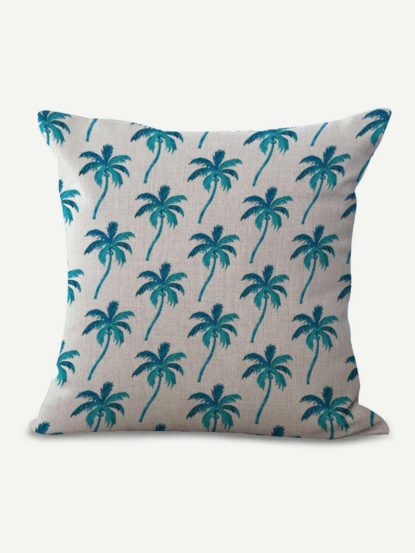 Пальмовая накладка, null, SheIn  - купить со скидкой