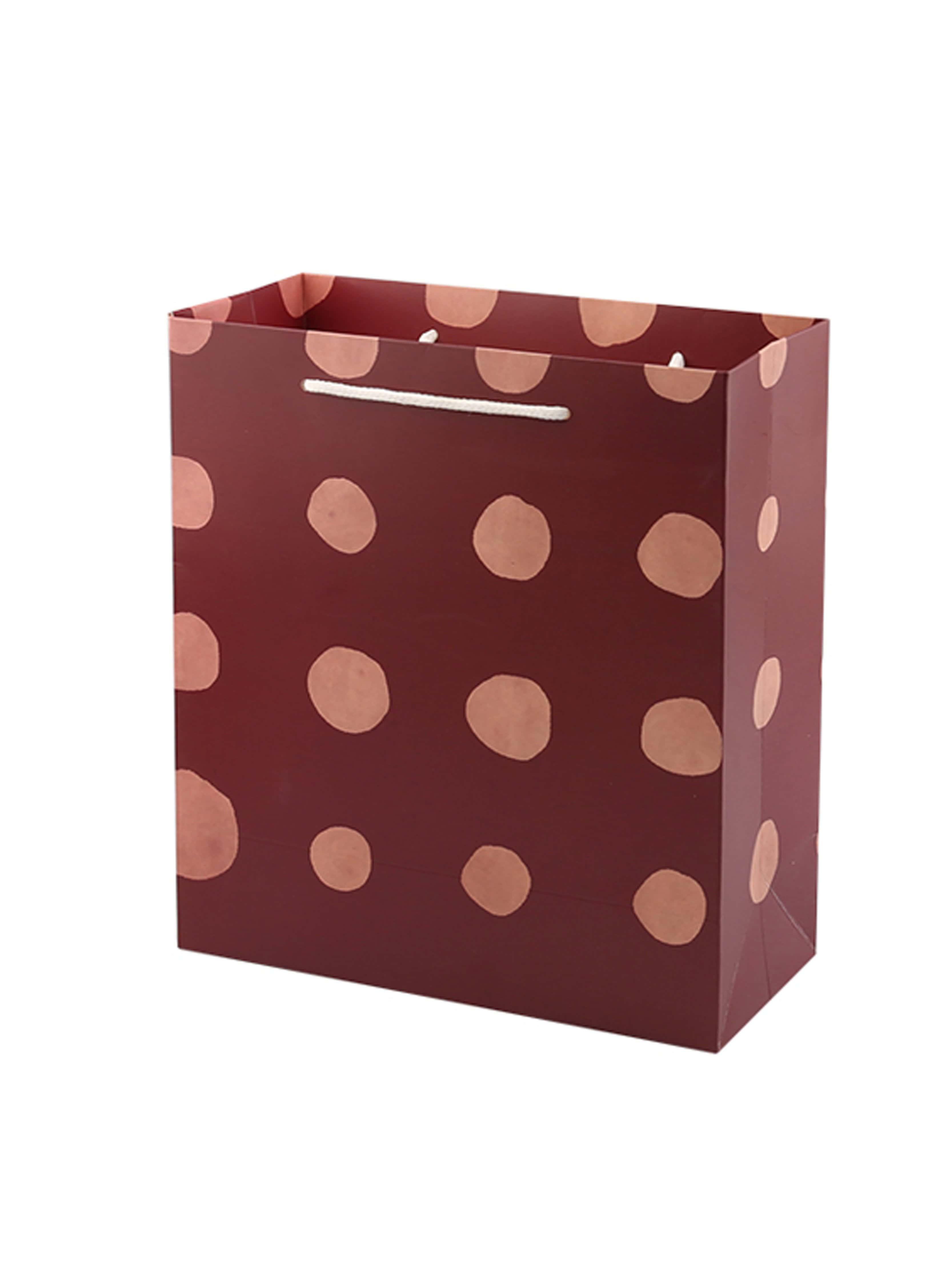 Купить Сумка для бумаги Polka Dot, null, SheIn