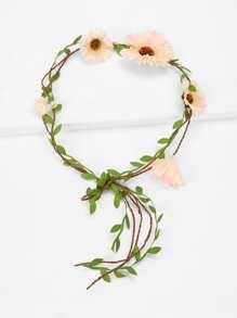 Flower Decorated Garland