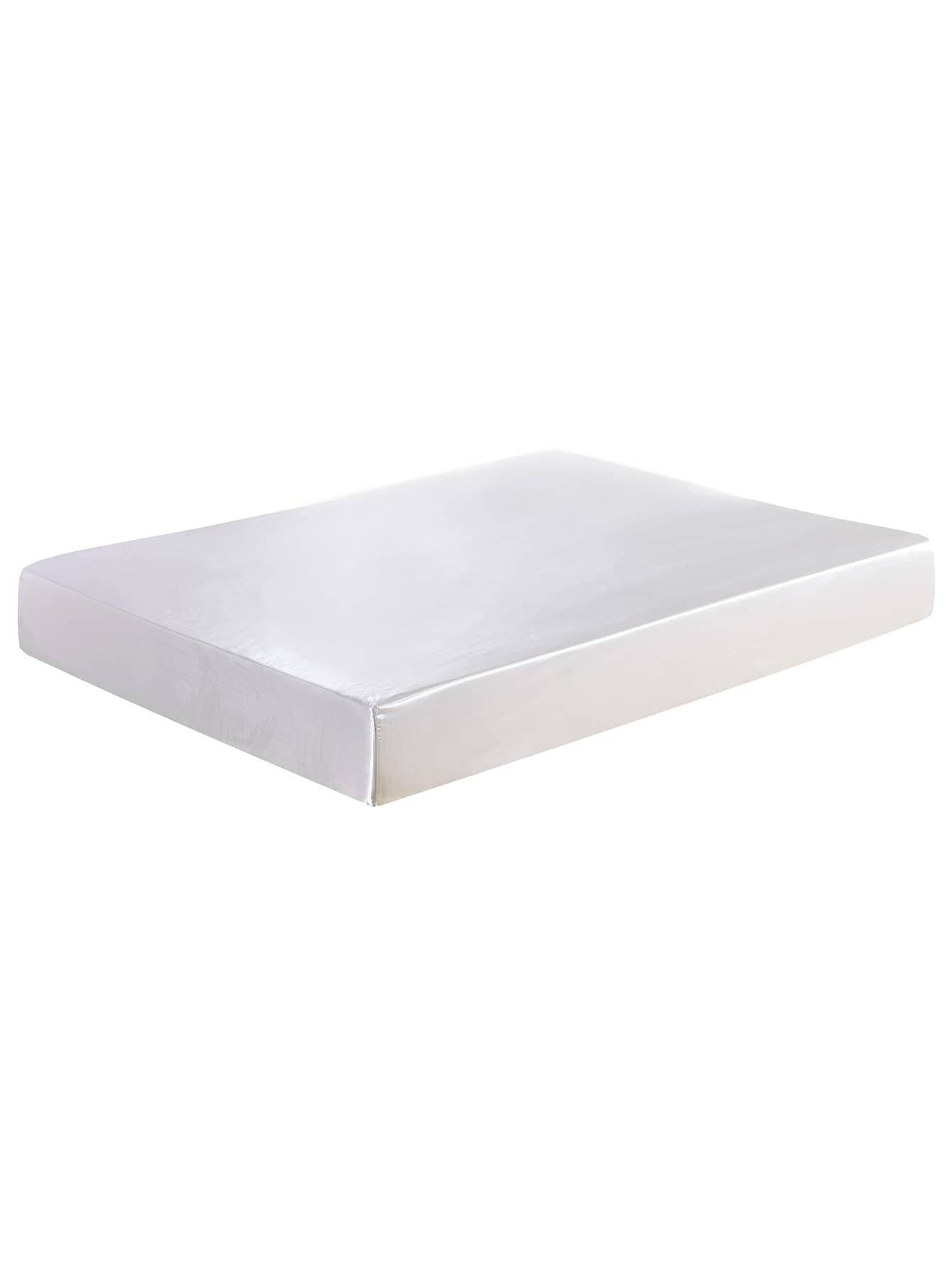 Solid Fitted Sheet solid color fitted sheet