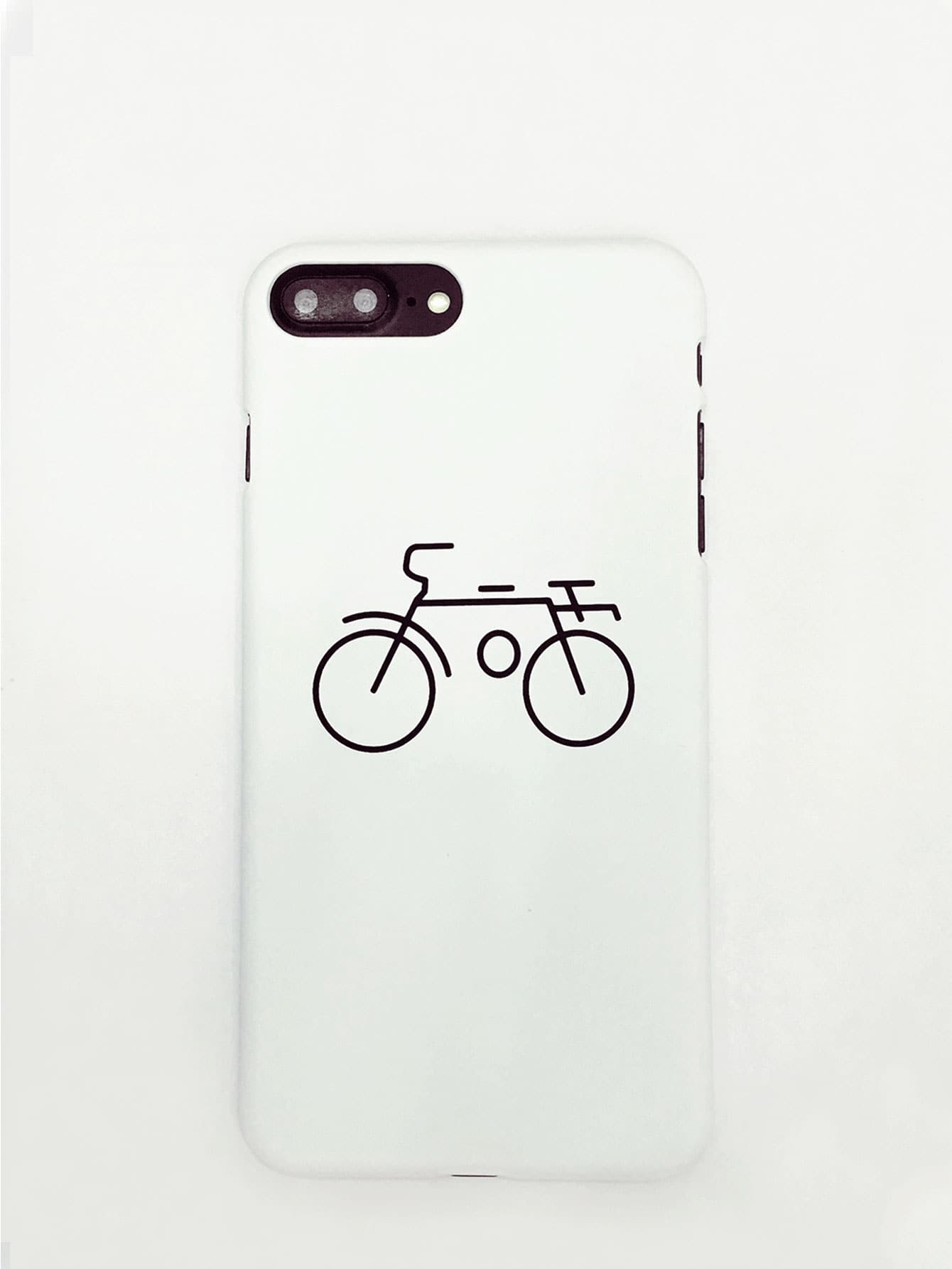 Vélo d'Impression coque iPhone